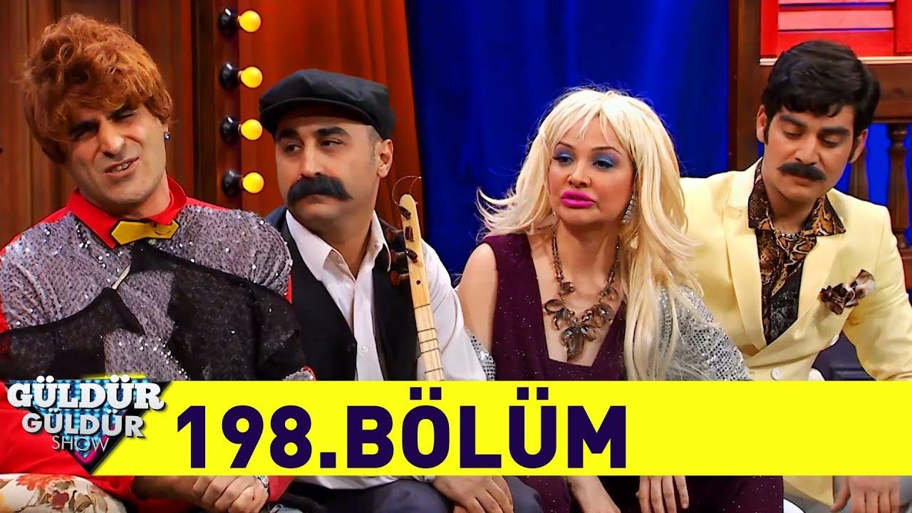 Güldür Güldür Show 198 Bölüm (Tek Parça Full HD) - FunColic