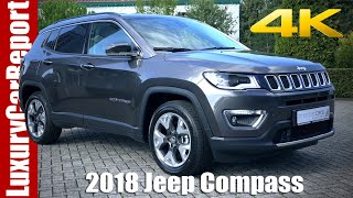 2018 Jeep Compass - Review, Test drive and Walkaround