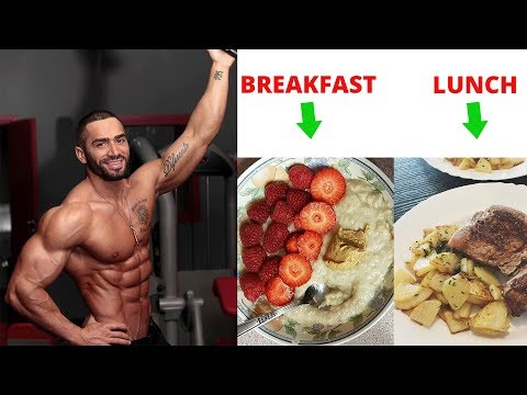 The world's most famous fitness model Lazar Angelov helps YOU get in shape!