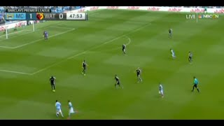 Manchester City Vs Watford 2  0  Premier League Forth Week 29 08 2015 Interview