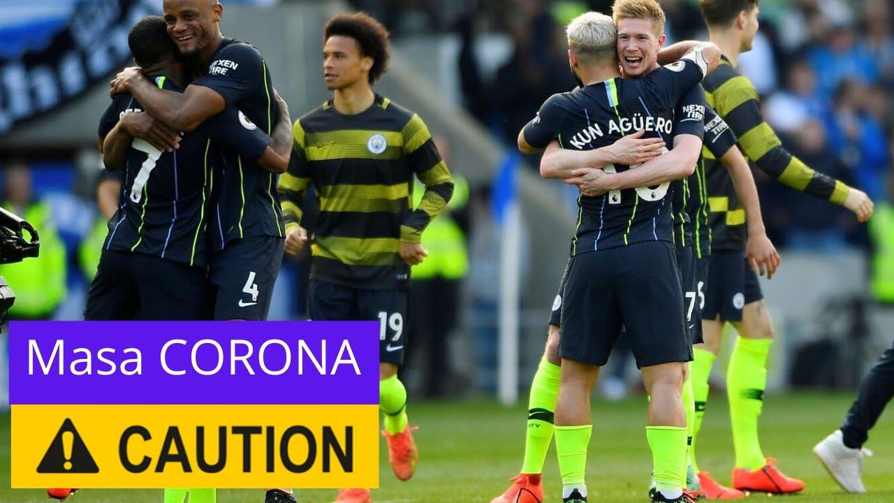 Hasil Liga Inggris - Setelah Masa CORONA - YouTube