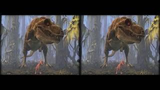 sbs VR video Dino 3D 8K 🔔vr वीडियो का आनंद लें
