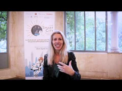 Interview avec Claire Peradotto sur la smart city