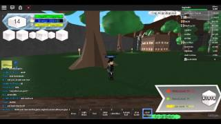 """THE TREE WIND BANDIT!!! Vegito421!!"" Roblox Cube of the Gods"