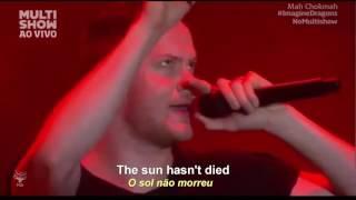 Imagine Dragons - Radioactive || Legendado Inglês-Port || HD