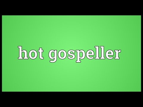 Header of gospeller