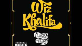 Wiz Khalifa-Black And Yellow Dirty