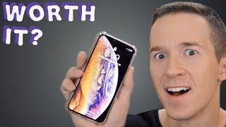iPhone XS Review - In my HUMBLE Opinion
