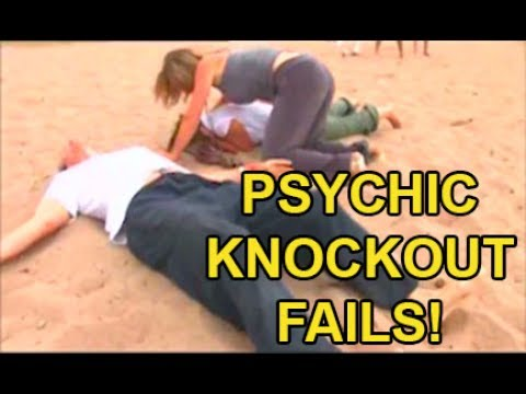 Psychic Cringe Fails 3 - Touchless KNOCKOUT (Chi) Fails
