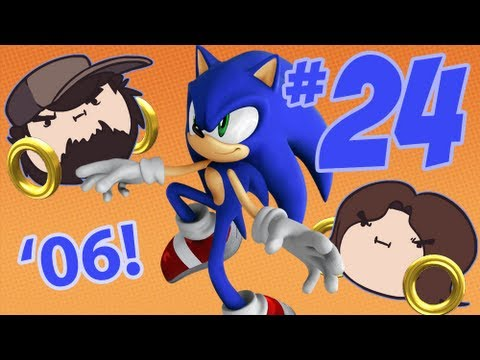 Sonic '06: Oh Oh Oh - PART 24 - Game Grumps