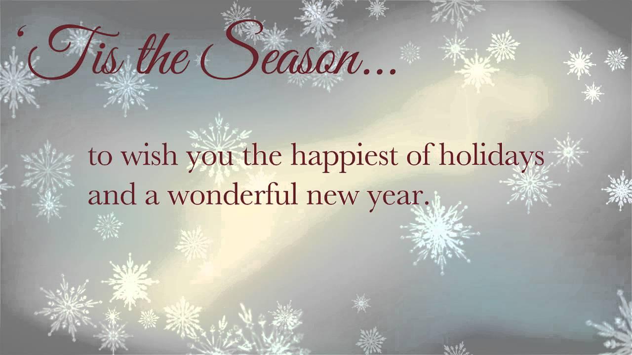 Seasons greetings 2016 youtube seasons greetings 2016 m4hsunfo