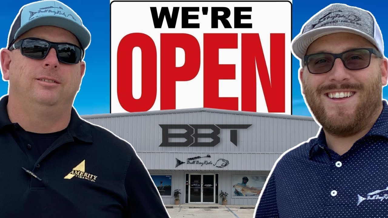 JOIN RCP AMERICA AND CAPTAIN MIKE GOODWINE AT BULL BAY RODS GRAND OPENING!