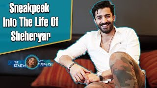 Sheheryar Munawar | Parey Hut Love | Exclusive Interview | The Reviews With Mahwash