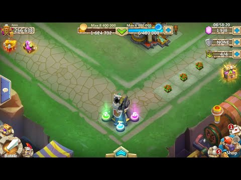 SECRET CODE CASTLE CLASH NEW VERSION