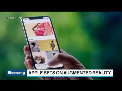 Apple's Next Level: iPhone X, Augmented Reality