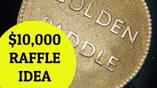 Nonprofit Fundraising Idea | $10,000 Raffle Idea