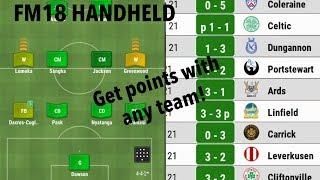 Football manager handheld 2018/ WIN GAMES GUARANTEED