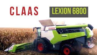 LEXION 6800 CLAAS Kombajn – MANJA Potrošnja Goriva