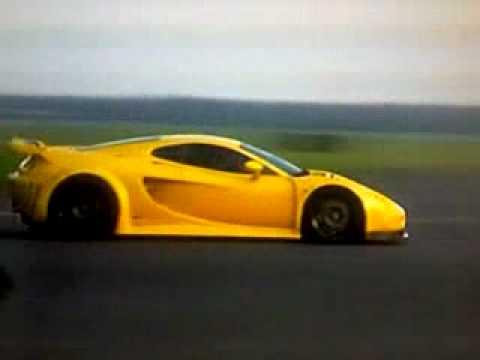 Ascari A10 Top Gear Youtube