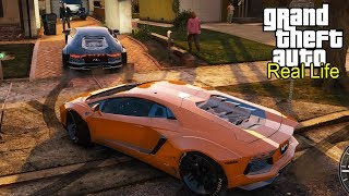 FACEM UN GRATAR PE SERVER | GTA REAL LIFE