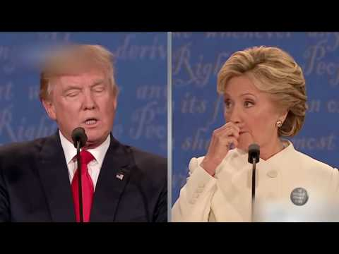 Donald Trump & Hillary Clinton do couples therapy (LuckyTV)