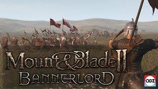 MOUNT & BLADE II: BANNERLORD OYNADIK & KONUŞTUK! - Gamescom 2018