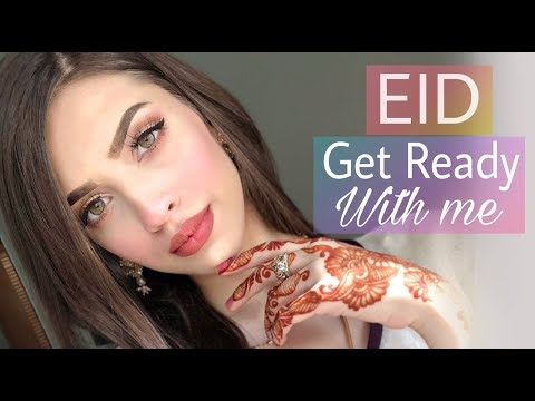 "EID DAY ""GET READY WITH ME"" 