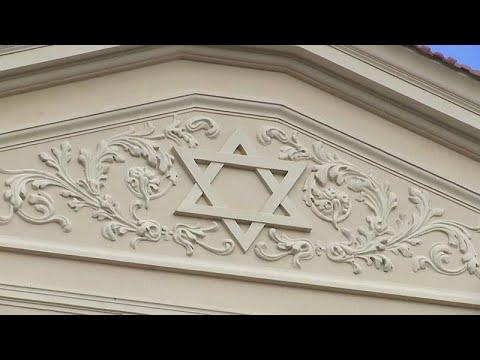 شاهد: أقدم كنيس يهودي في مصر يفتح أبوابه بعد عملية ترميم ب100 مليون جنيه…