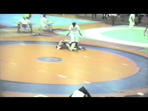 1987 National Espoir Championships Match 4