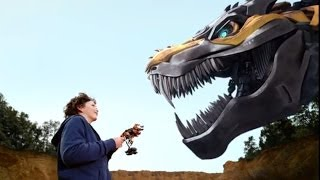 Transformers 4: Age of Extinction - Optimus Prime & Grimlock Video