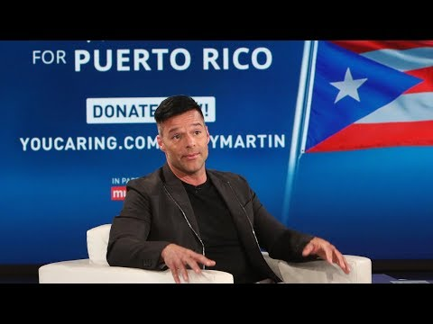 Watch More of Ricky Martin's Visit to Puerto Rico