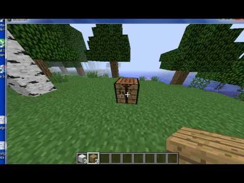Como fazer uma cama no minecraft youtube for Cama minecraft