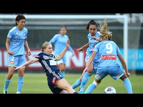 Highlights: Melbourne City FC V Melbourne Victory – Round 5 Westfield W-League 2019/20 Season