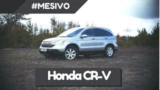 Honda CR-V.  Обзор Автомобиля и Тест Драйв от #Mesivo.  Хонда СРВ