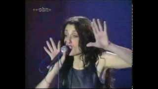 Doris Dragovic-Ciribiribela Mare moja (LIVE, Sarajevo, 2000)