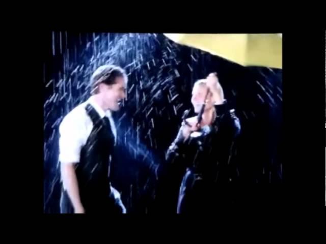 Singing In The Rain Umbrella Glee - By JP Tarantino.wmv