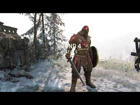 For Honor Beta Defense Is Key