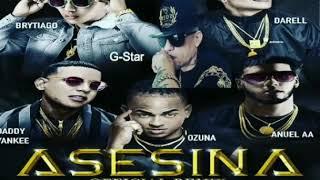 #ASESINA #REMIX #OZUNA #DADDYYANKEE #DARREL #G-STAR #BRYTIAGO #ANUELAA \ TDLB\VERSION subscribete 🔥