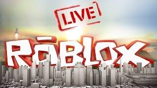 - ROBLOX - LIVESTREAM - CONVERSANDO COM A GALERA - 17/10 #RUMO3700