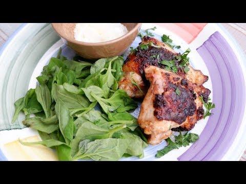 keto-mayonnaise-and-parmesan-chicken-thigh-recipe