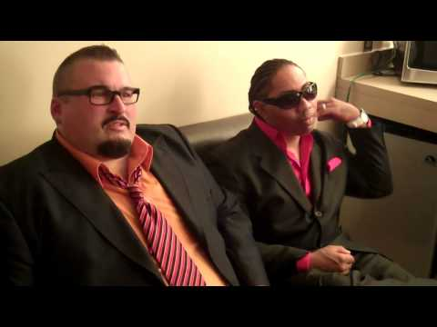 X Urban Music Mag feature interview with COLOR ME BADD