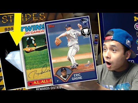 THREE DIAMOND PULLS! CHAMPIONSHIP SERIES PACKS! | MLB THE SHOW 17 DIAMOND DYNASTY