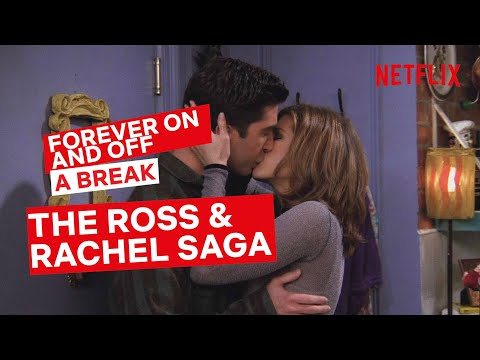 The Full Ross & Rachel Story | Friends