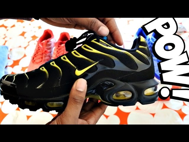 código llevar a cabo Civil  Trying on NIKE TNs Tuned 1 SUMMER COLLECTION 2016 - YouTube