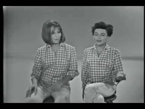 Judy Garland & Barbra Streisand - Horray for Love