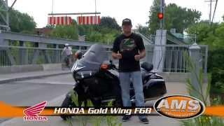 Ams - Action moteur sport Web - Moto - Honda Gold Wing F6B 2014