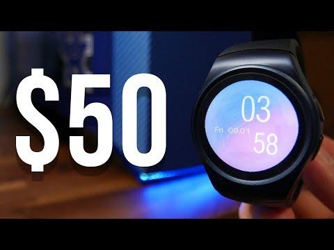 $50 Smart Watch - Is It Worth It?