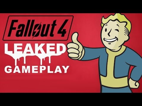 Fallout 4 Gameplay Leaks! - The Know