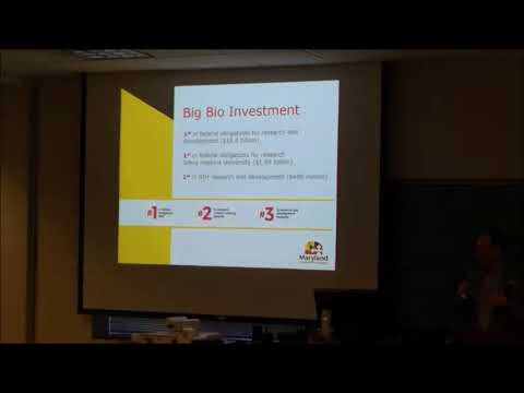 Building Tomorrow's BioHealth Workforce: Maryland's Department of Commerce