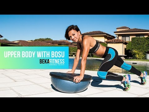 Upper Body Workout with Bosu